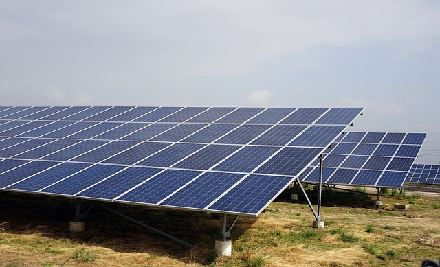250kw Solar System (Ground Mounted)